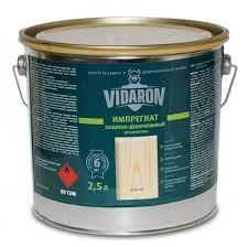 Vidaron Impregnat Видарон Импрегнат пропитка для деревяного фасада 9л
