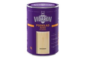 Vidaron Видарон Грунтовка нитро для древесины матовая