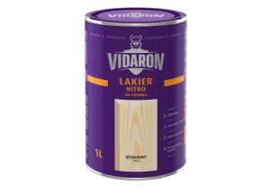 Vidaron Видарон лак Нитро для древесины