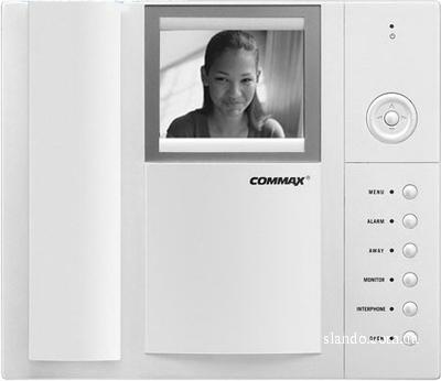 Відеодомофон чорно-білий DPV-NA