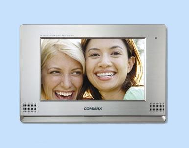 Видеодомофон Commax CDV-1020AE с 10 дюймовым сенсорным LCD дисплеем