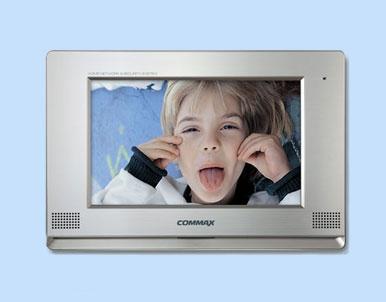 Видеодомофон Commax CDV-1020AQ с 10 дюймовым сенсорным LCD дисплеем