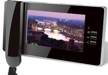 Видеодомофон Commax комплект (гарантия, сервис, подключение дополнительных камер)