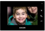 Видеодомофон Kocom KCV-A374 Black