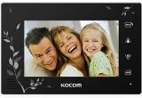 Видеодомофон Kocom KCV-A374 LE Black