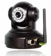 Видеокамера Беспроводная IP камера ночного видения WI-FI T 9818 R(W)