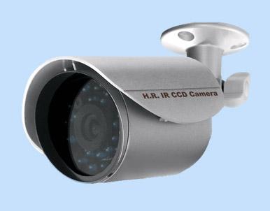 Видеокамера день-ночь наружной установки с ИК подсветкой и металлическим кронштейном в комплекте AVTech KPC138DT