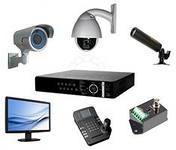 Видеонаблюдение: проектирование систем , монтаж, установка, обслуживание
