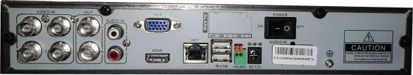 Видеорегистратор 3004D HDMI