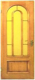 Виготовляємо двері міжкімнатні Сучасні дерев'яні міжкімнатні двері бувають найрізноманітніші.