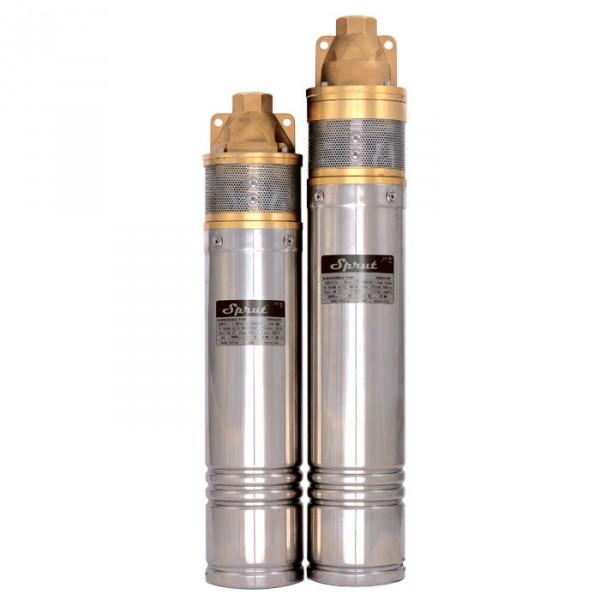 Выхревой насос для скважин и колодцев Sprut 4SKm 200