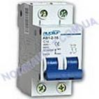 Выключатель автоматический, пакетные автоматы, RUCELF, AB1-2-16