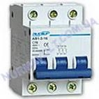 Выключатель автоматический RUCELF AB1-3-16