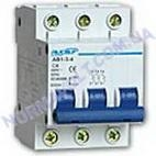 Выключатель автоматический RUCELF AB1-3-4
