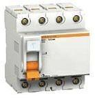 Выключатель дифференциальный (УЗО) Schneider Electric ВД63 4P 40A 30mA