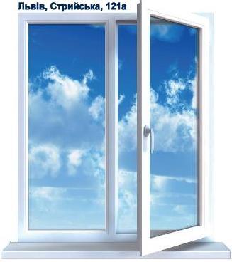 Вікна металопластикові . Ціни виробника.