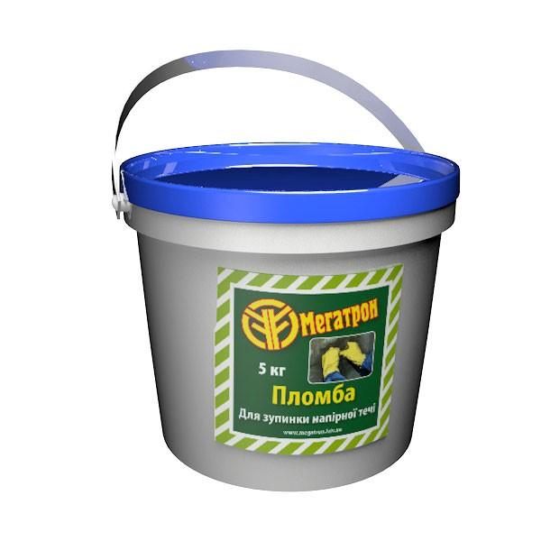 Використовується для швидкої ліквідація напірної течі в конструкціях.
