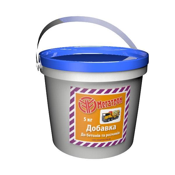 Використовується в якості добавки в бетон на стадії приготування для отримання гідротехнічного бетону.