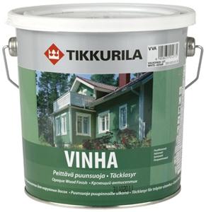 Винха кроющий антисептик VINHA Кроющий полуматовый антисептик, сберегающий структуру древесины видной.