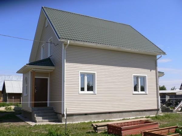Виниловый сайдинг от Альта-Профиль - отличное решение для облицовки вашего фасада. Цена 105 грн/шт. Доставка и расчет.