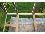 Вынос балкона по полу на Осокорках
