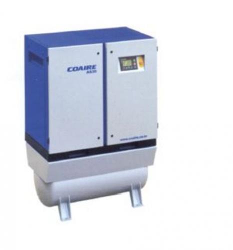 ВИНТОВЫЕ КОМПРЕССОРЫ Серия AS A (Комбинированный тип) Мощность: 5.5-22 кВт/7.5-30 л. с. Вместимость ресивера: 500 л.