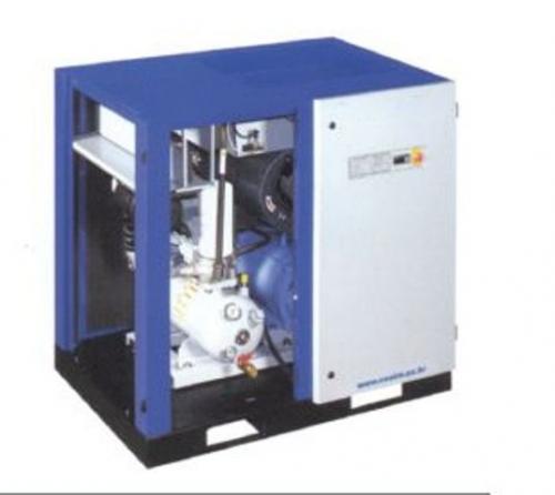 ВИНТОВЫЕ КОМПРЕССОРЫ Серия AS B (С ременным приводом) Мощность: 5.5-22 кВт/7.5-30 л. с. Ремень 3V