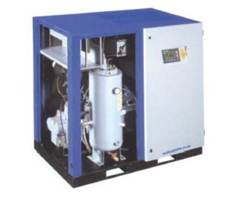 ВИНТОВЫЕ КОМПРЕССОРЫ Серия AS Мощность 19-37 кВт/25-50 л. с. Прямой привод.