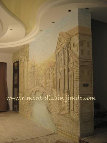 Выполняем по индивидуальным заказам барельефы (лепное панно) любой сложности и размеров! www. remont-dizain. jimdo. com
