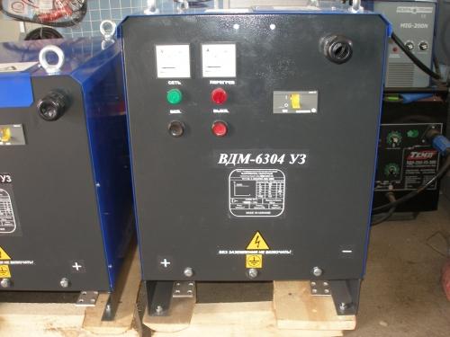 Выпрямитель сварочный ВДМ-6304 У3, 4-х постовой.