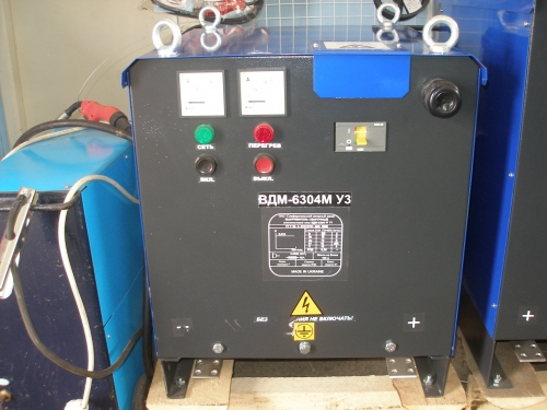 Выпрямитель сварочный ВДМ-6304М У3, 2-х постовой.