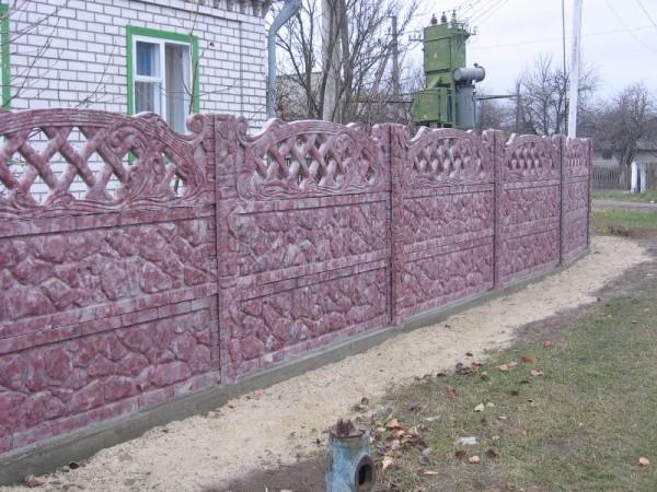 Виробництво огорож в Луцьку