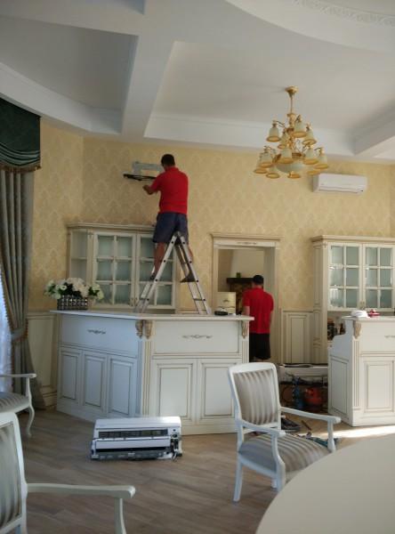 Продажа, установка кондиционеров в Киеве. Большой выбор моделей.