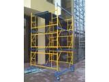 Вышка-тура передвижная строительная 2,0х2,0 м.