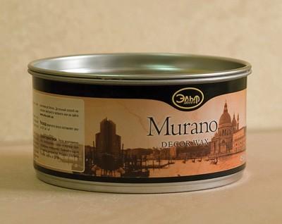Віск Murano в-ва Ельф Decor для декоративних штукатурок (захищає покриття і додає дзеркальний вигляд)