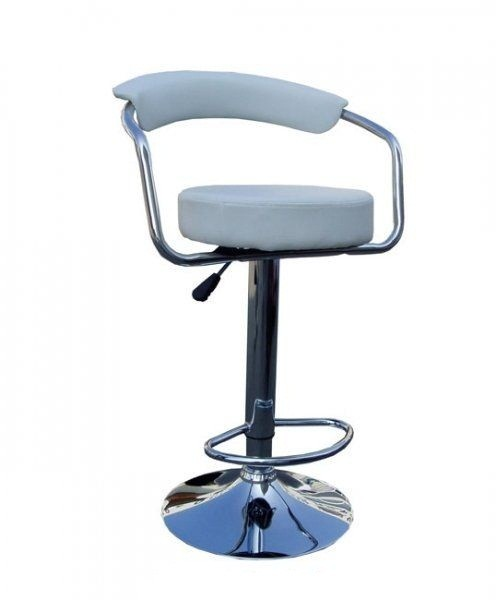 Высокие барные стулья Марсель белый, черный, бежевый, купить стул для стоек Marcel Украина