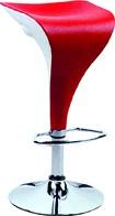Высокие барные стулья Найс красный, черный Киев, барный стул табурет Найс (Nice)