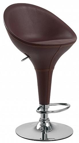Высокий барный стул HY 101PVC бежевый, HY 101PVC коричневый, HY 101PVC черный Киев