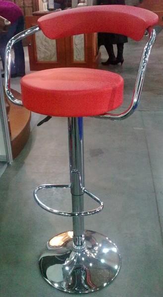 Высокий барный стул HY 306 белый, бежевый, черный, красный, коричневый купить Киеве