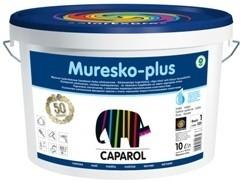 Высококачественная фасадная краска Muresko-plus Caparol. Усиленная силоксаном.