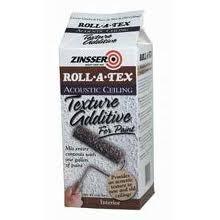 Высококачественная текстурная добавка Roll-A-Tex для всех типов красок для наружных и внутренних работ.