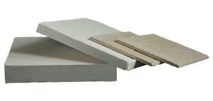 Высокотемпературная теплоизоляция — Плита из керамического волокна