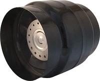 Высокотемпературный канальный вентилятор для дополнительной тяги и удаления дымовых газов