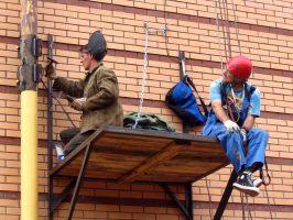 Высотные работы (промышленный альпинизм)