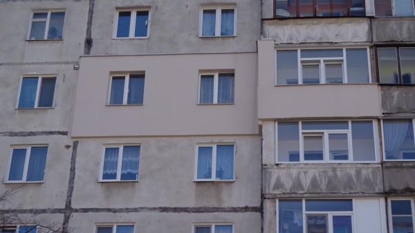 Высотные работы! Утепление фасадов на высоте!