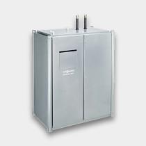 Vitocal 300-G Одно-/двухступенчаты й тепловой насос (M Одноступенчатый 28,1 – 58,9 кВт Двухступенчатый: 56,2 – 117,8 кВт