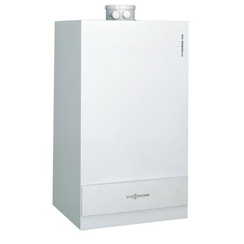 Vitodens 100-W Газовый конденсационный котел для отопления 35 кВт