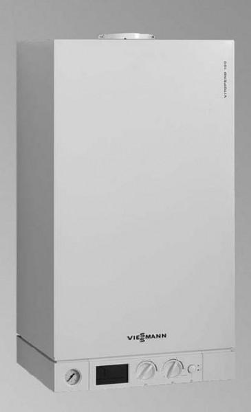 VITOPEND 100–W 27 кВт «дымоходный» газовый настенный котел для отопления и приготовления горячей воды