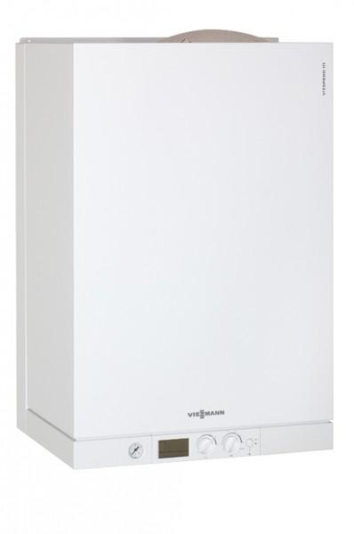 VITOPEND 111-W 24кВт «турбо» настенный газовый котел для отопления и приготовления горячей воды