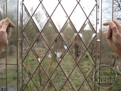 Витражи в межкомнатные двери 11